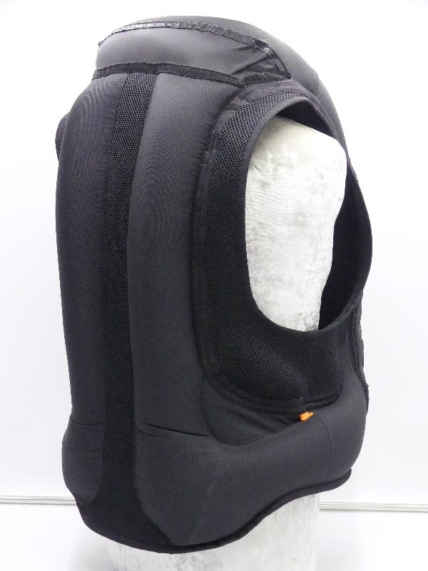 allshot airbag safely adulte declenchement chute arrière D