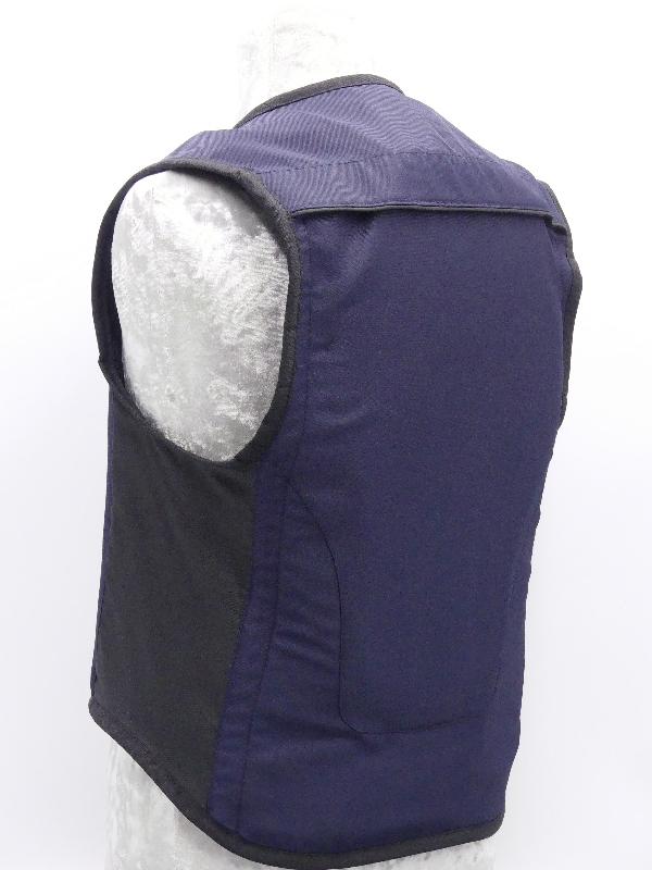allshot airbag safely enfant bleu marine ar droit