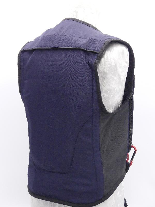 allshot airbag safely enfant bleu marine ar gauche