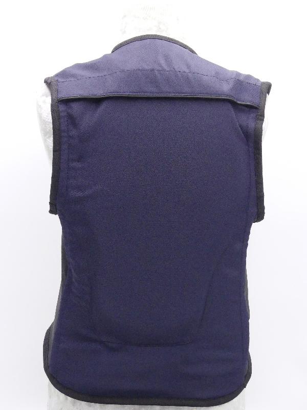 allshot airbag safely enfant bleu marine ar dos