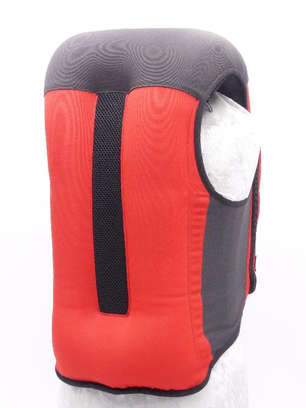 allshot airbag safely enfant déclenchement chute ar droit