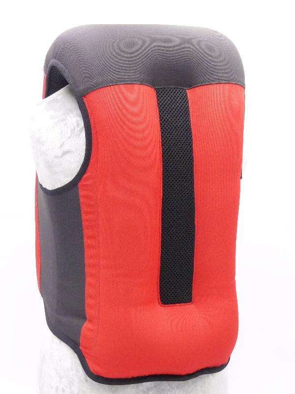 allshot airbag safely enfant déclenchement chute ar gauche