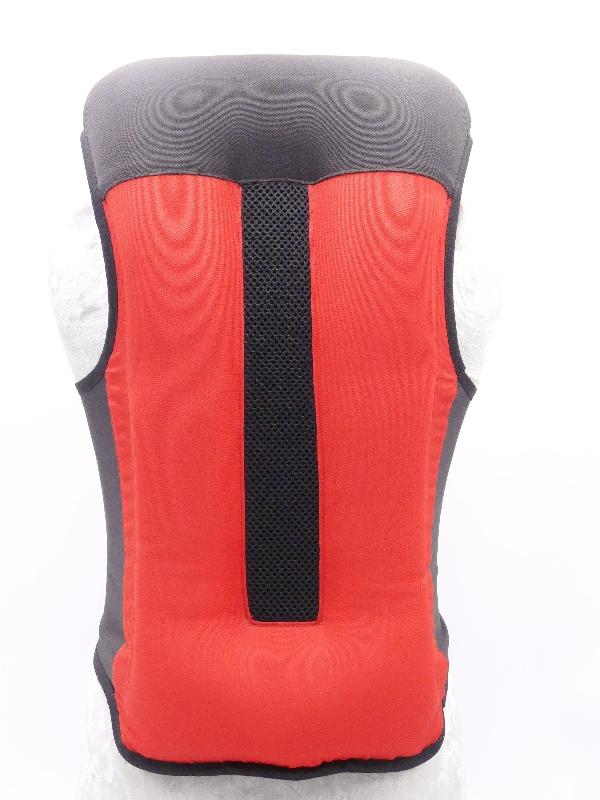 allshot airbag safely enfant déclenchement chute dos