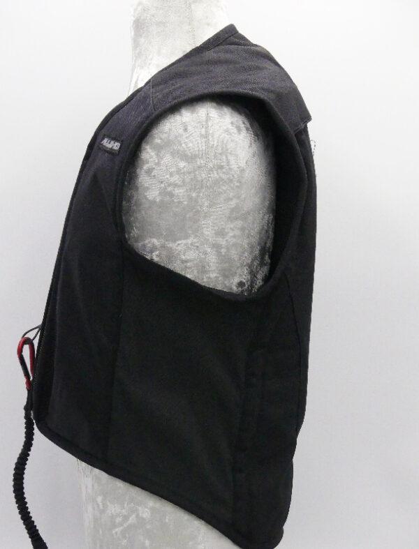 allshot airbag safely enfant noir droit