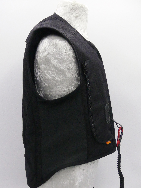 allshot airbag safely enfant noir gauche