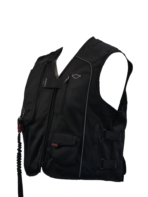 Gilet-airbarg-equitation-Hit-Air-one