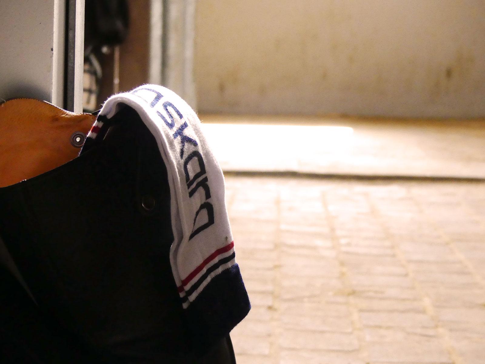 Askara équitation protection cavalier chaussettes cheval bottes