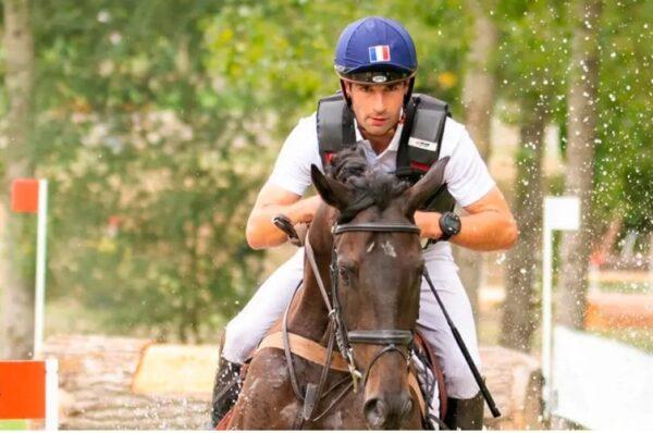 Askara équitation protection RXR gilet niveau 3 I-cross Nicolas Astier