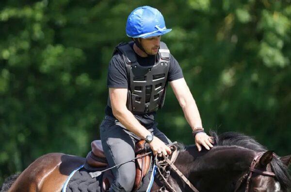 Askara équitation protection RXR gilet niveau 3 I-cross Entrainement