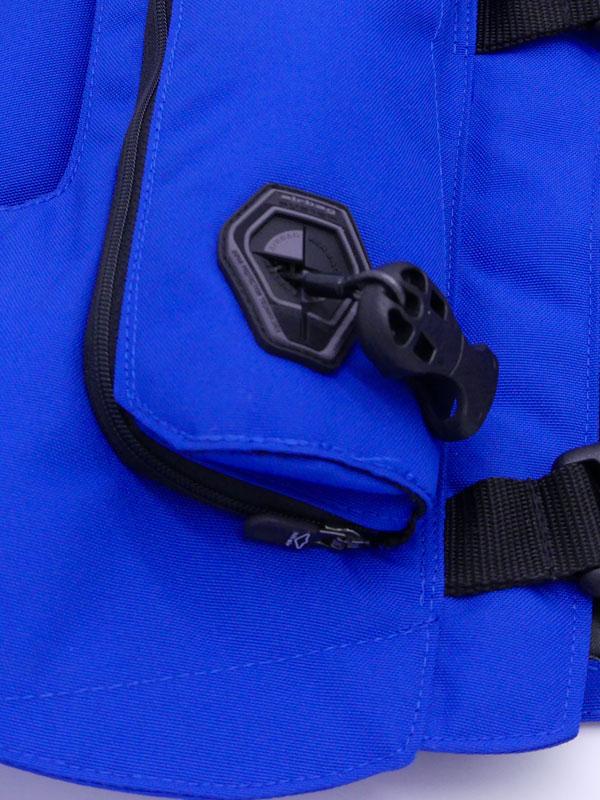 Airbag équitation Hit Air Complet détails accroche cordon de déclenchement
