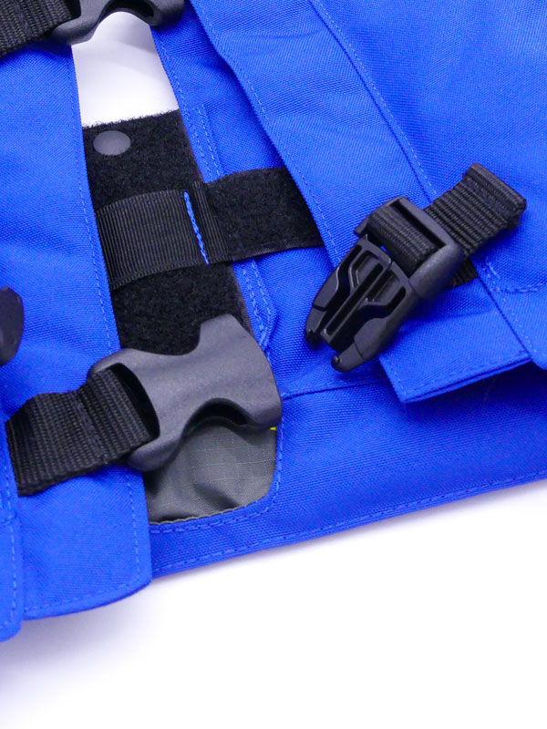 Airbag équitation Hit Air Complet détails boucle attache