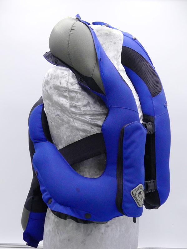 Airbag équitation Hit Air Complet Kid déclenchement chute Coté