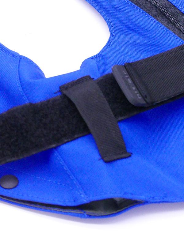 Airbag équitation Hit Air Complet details Scratch ceinture de réglage