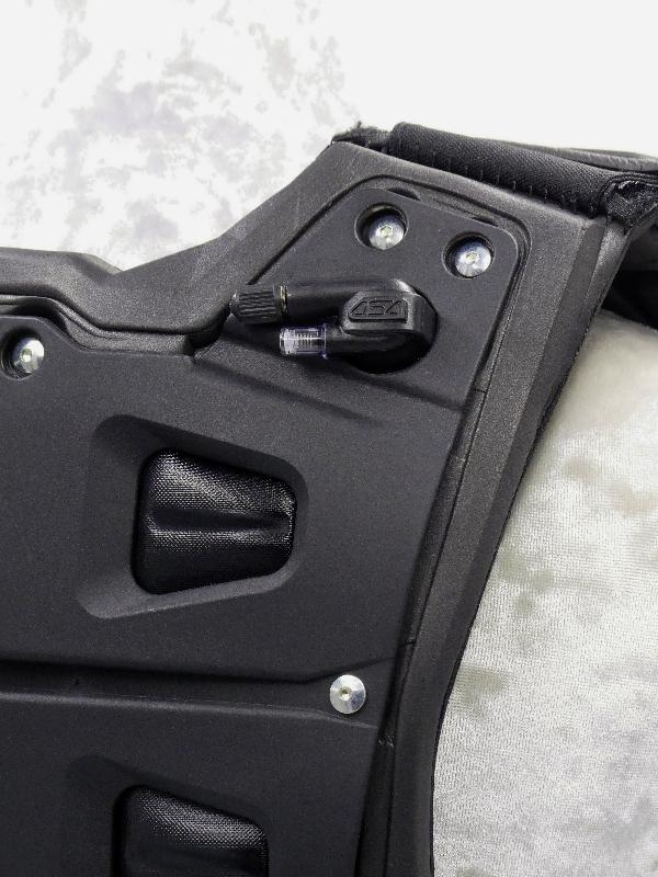Askara équitation protection RXR gilet niveau 3 I-cross zoom valve arrière