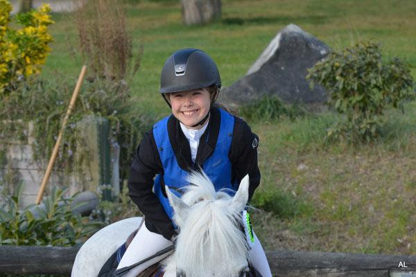 Airbag Equitation enfant Hit Air Complet Kid Pauline Scalabre Sligo