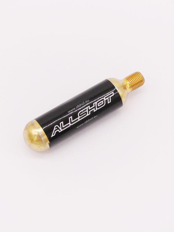 Allshot airbag accessoires cartouche 30cc