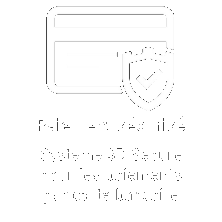 Paiement sécurisé - 3d secure