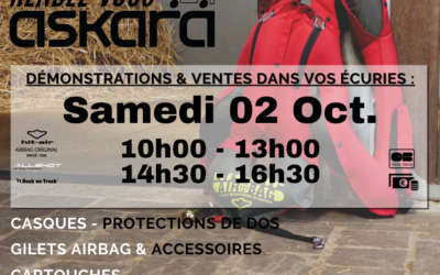 RDV au Haras de Genainville (95): 2 octobre