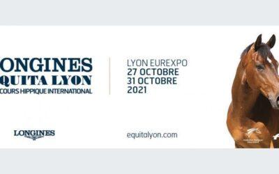 Equita'Lyon (69) : 27 oct  – 01 nov